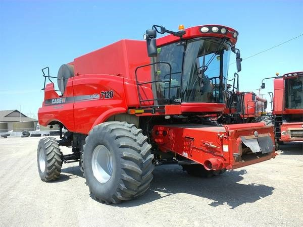 2011 Case IH 7120 Combine For Sale