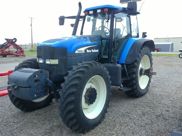 2003 New Holland TM190 Tractor For Sale