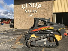 Skid Steer For Sale:  2005 New Holland LT185.B