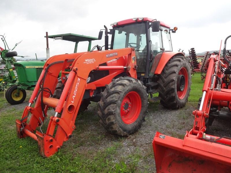2012 Kubota M126XDTC Tractor For Sale