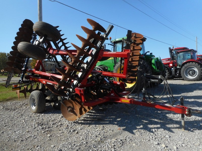 2013 Case IH 370 True Tandem-22' Disk Harrow For Sale