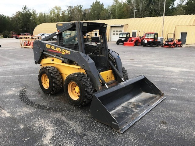 2000 New Holland LS180 Skid Steer For Sale