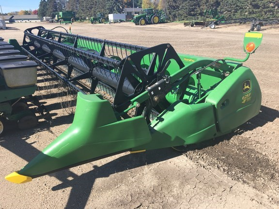 2011 John Deere 625F Header-Auger/Flex For Sale