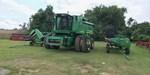Combine For Sale: 2006 John Deere 9660 STS