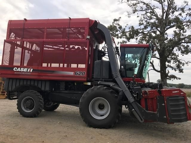 2012 Case IH CPX620 Cotton Picker For Sale