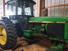 Tractor For Sale 1980 John Deere 4040 , 110 HP