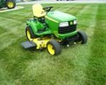 Riding Mower For Sale: 2008 John Deere X728