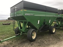 Gravity Box For Sale:  2011 Brent 744