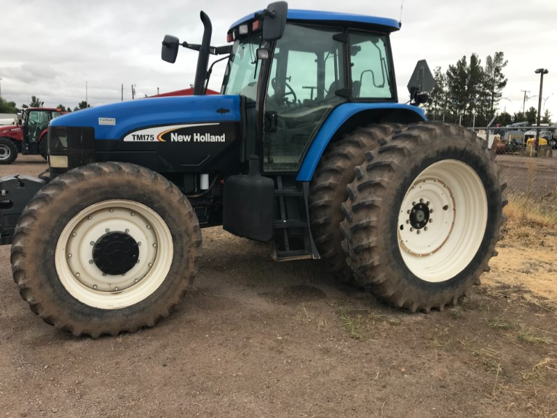 2006 New Holland TM175 Tractor For Sale