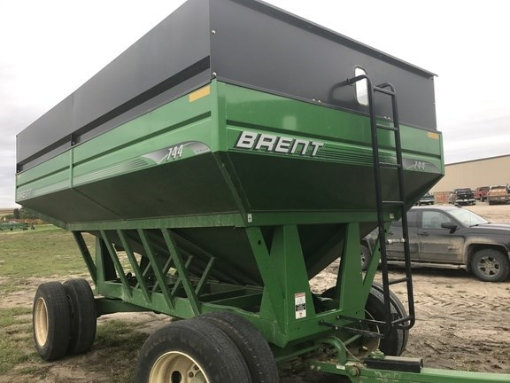 2011 Brent 744 Gravity Box For Sale