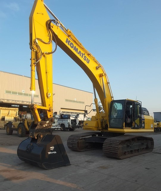 2017 Komatsu PC360LC-11 Excavator For Sale