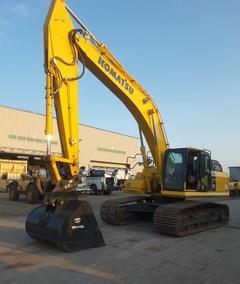 Excavator For Sale:  2018 Komatsu PC360LC-11