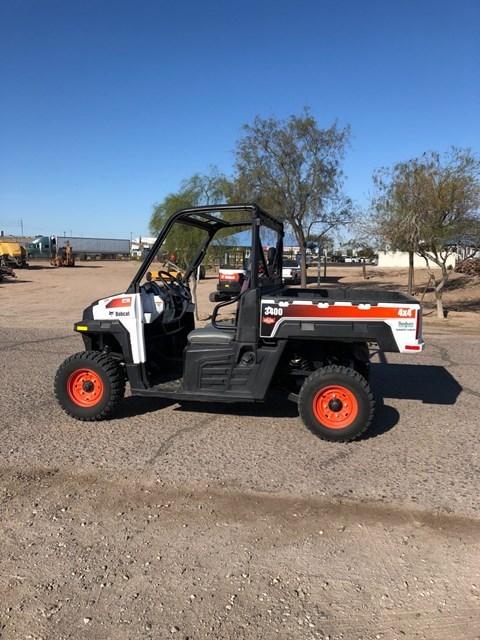 Bobcat 3400G Utility Vehicle