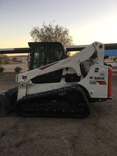 Skid Steer-Track :  Bobcat T750 T4