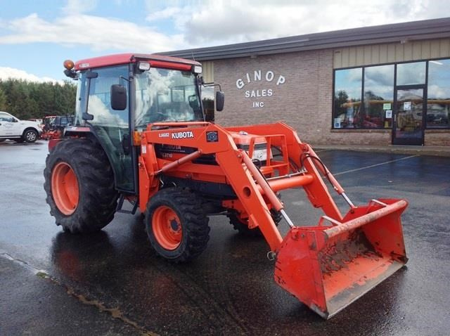 2001 Kubota L3710HSTC Tractor For Sale
