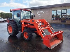 Tractor For Sale:  2001 Kubota L3710HSTC
