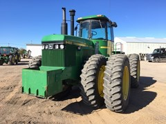 Tractor For Sale:  1988 John Deere 8450 , 225 HP