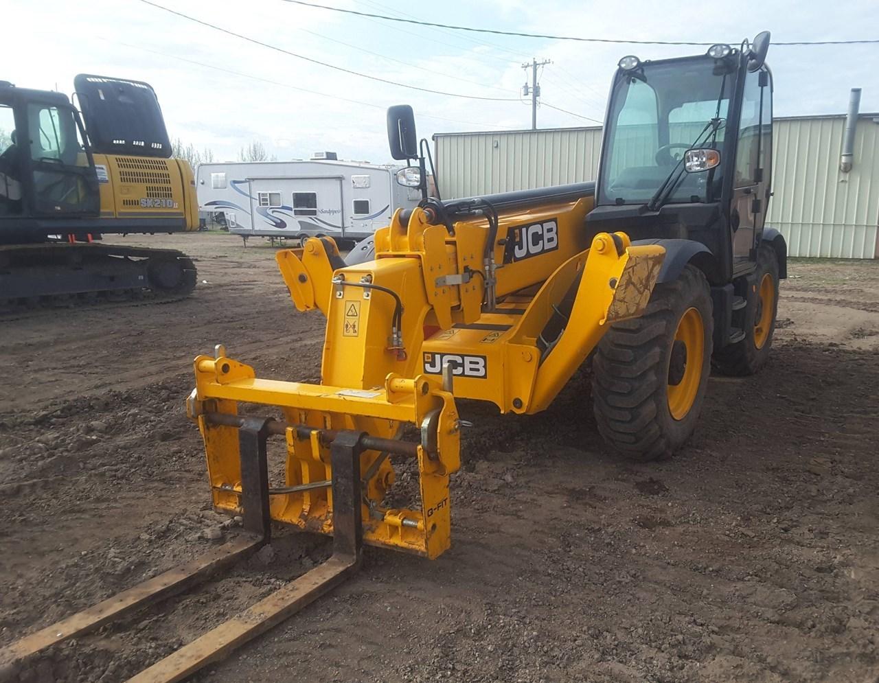 2017 JCB 540V140 Forklift For Sale