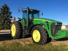 Tractor For Sale 2008 John Deere 8530 , 275 HP