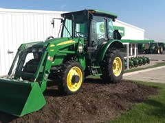 Tractor For Sale 2005 John Deere 5325 , 55 HP