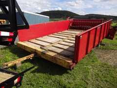 Forage Boxes and Blowers For Sale Richardton SF16