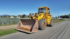 Wheel Loader For Sale Michigan 125
