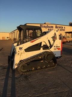 Skid Steer-Track :  Bobcat T650 T4