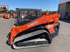 Skid Steer-Track  Kubota SVL95-2SH