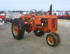 Tractor For Sale:  1951 Case VAC , 18 HP