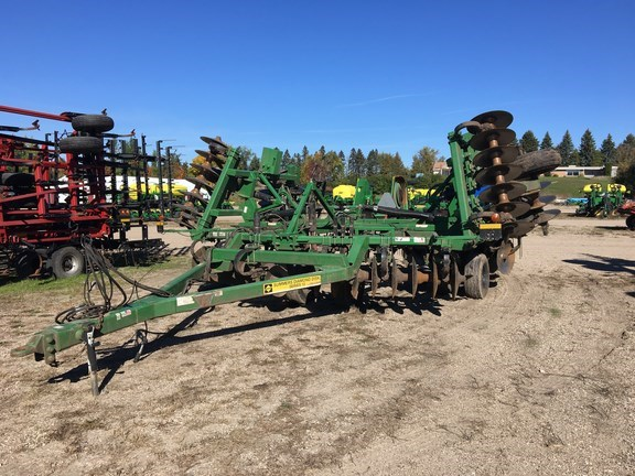 2011 Summers 24FTDD Disk Harrow For Sale