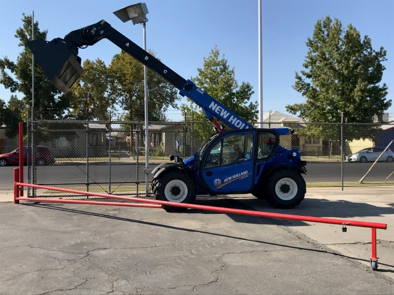 2017 New Holland LM6.28 Telehandler For Sale