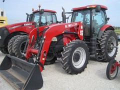 Tractor For Sale 2008 Case IH PUMA 165 , 165 HP