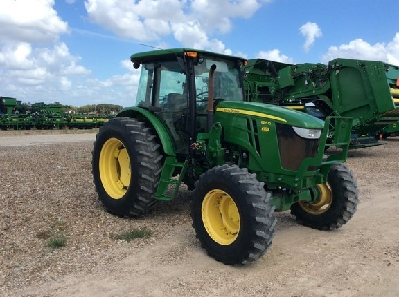2013 John Deere 6115D Cab Tractor For Sale