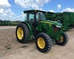 Tractor For Sale: 2013 John Deere 6115D Cab, 115 HP