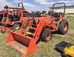 Tractor For Sale Kubota B2710 , 27 HP