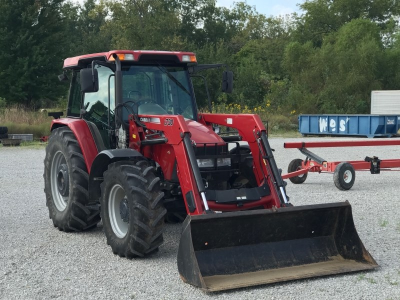2010 Case IH 105U Tractor For Sale