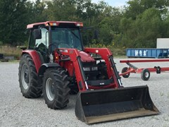 Tractor For Sale 2010 Case IH 105U , 105 HP