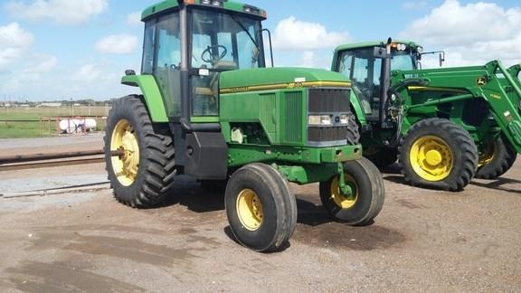 1994 John Deere 7600 Tractor For Sale