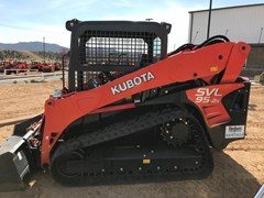Skid Steer-Track :  Kubota SVL95-2SH