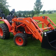 Tractor For Sale 2011 Kubota L3200 , 32 HP