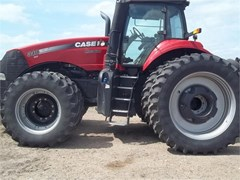 Tractor For Sale 2016 Case IH MAGNUM 340 CVT , 280 HP