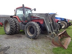 Tractor For Sale 1999 Case IH MX240 , 205 HP