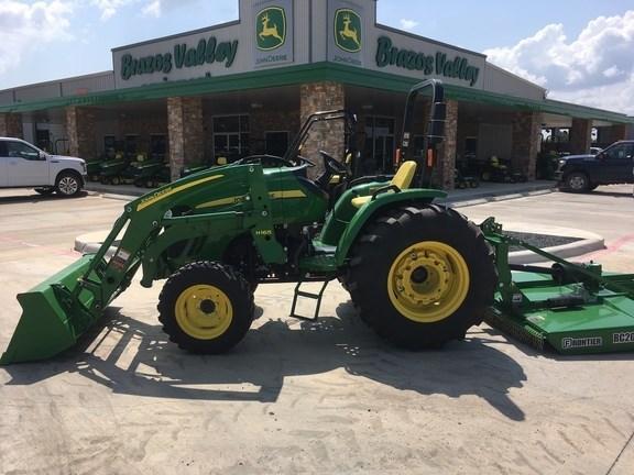 2016 John Deere 4105 Tractor For Sale