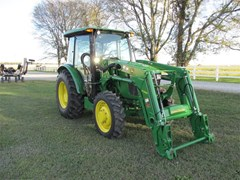 Tractor For Sale 2016 John Deere 5065E , 65 HP