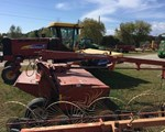 Mower Conditioner For Sale: 2009 Massey Ferguson 1372
