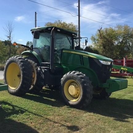 2011 John Deere 7200R Tractor For Sale