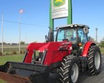 Tractor For Sale: 2014 Massey Ferguson 6616 Deluxe, 135 HP