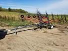 Hay Rake-Wheel For Sale:   Misc AGC 12
