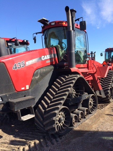2010 Case IH 435 QUAD Tractor For Sale