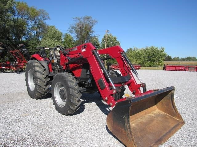 2008 Case IH JX80 Tractor For Sale